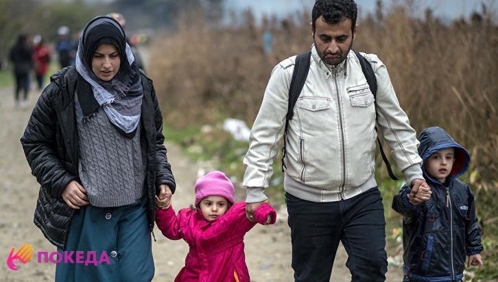 беженцы мусульмане в сша