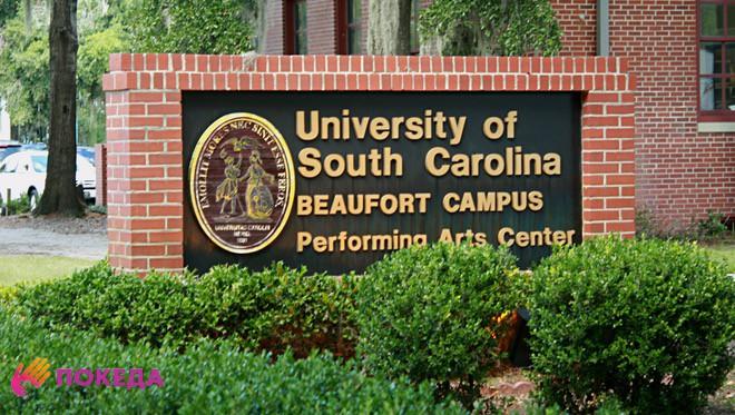 Университет в Каролине со стипендией