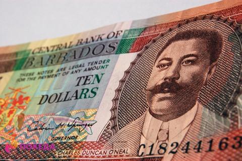 10 долларов барбадос