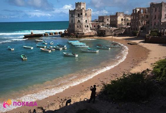 море в Сомали