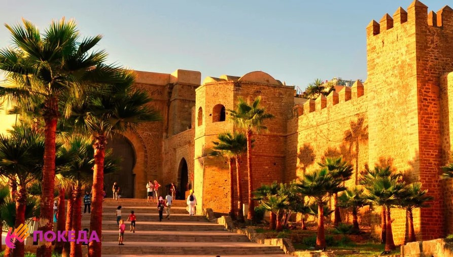 Виды Марокко