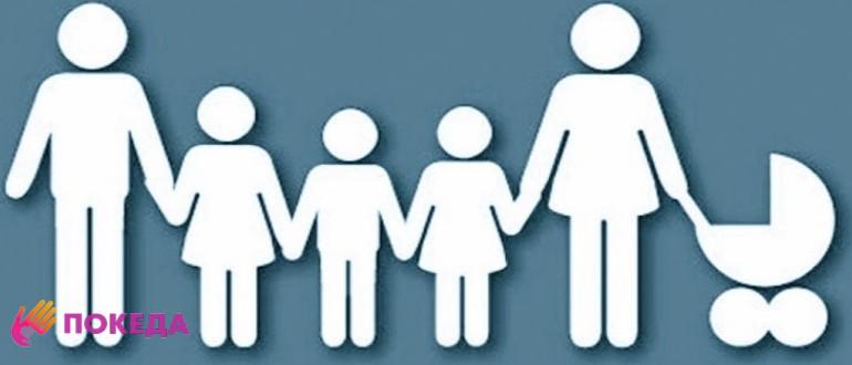 Как написать справку о составе семьи образец