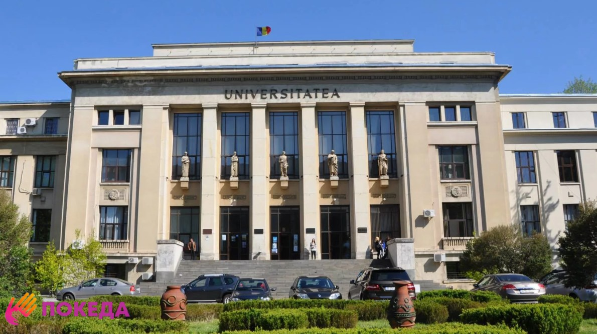 Университет в Румынии