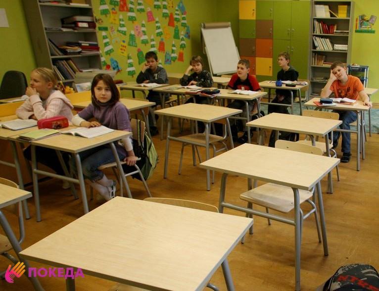 Школа в Эстонии
