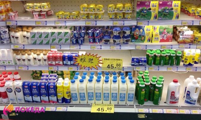 магазин в Китае цены