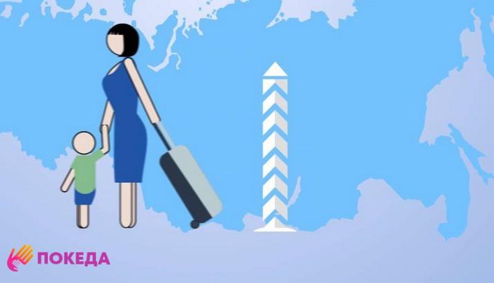 выезд одного родителя с ребенком за границу