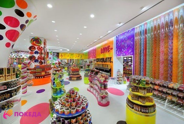 Кондитерский магазин Candylicious