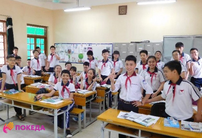 Школы во Вьетнаме