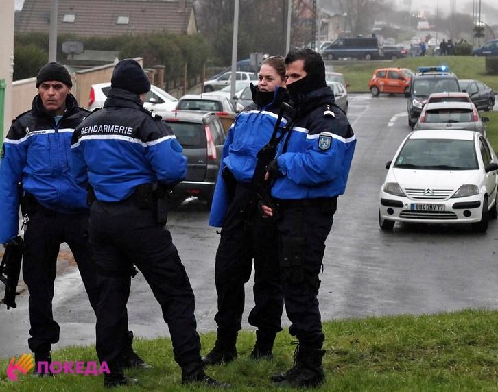 Полиция в Латвии