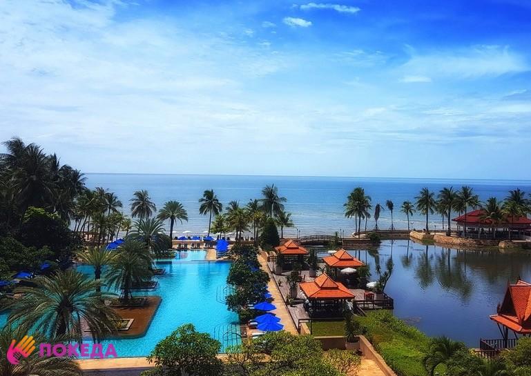 море таиланд