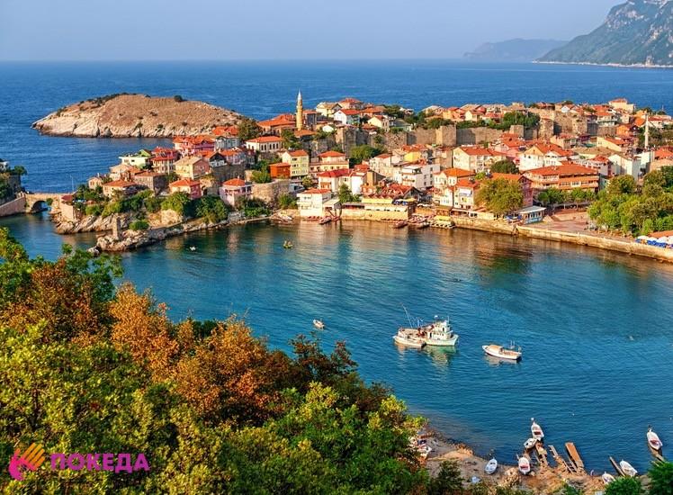 море Турция