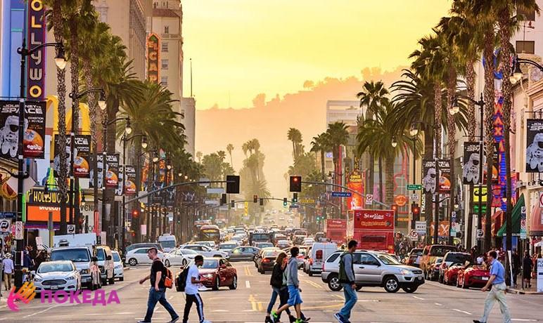 зарплата в Лос-Анджелесе