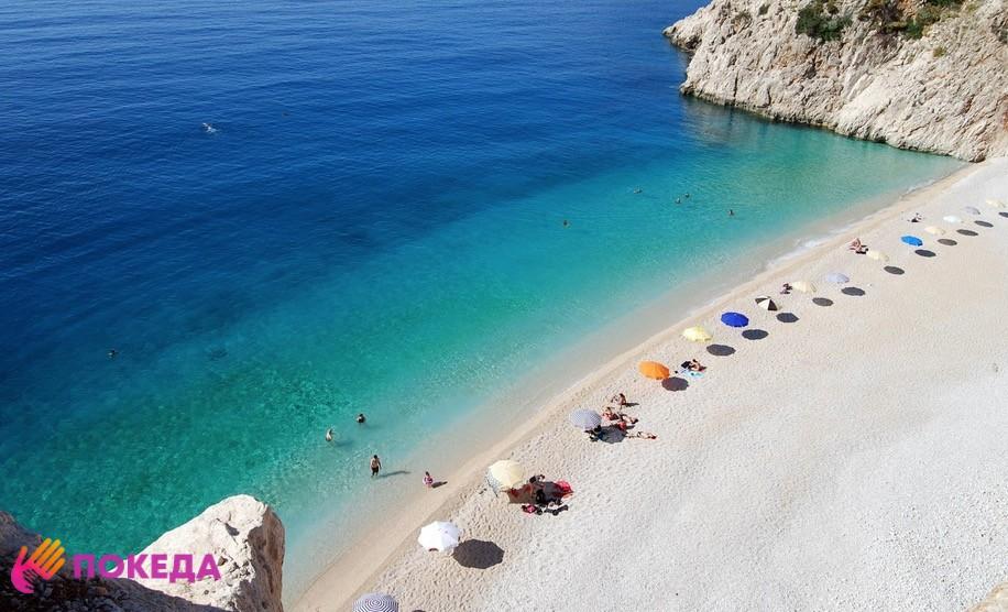 Пляж Корал Бэй Кипр