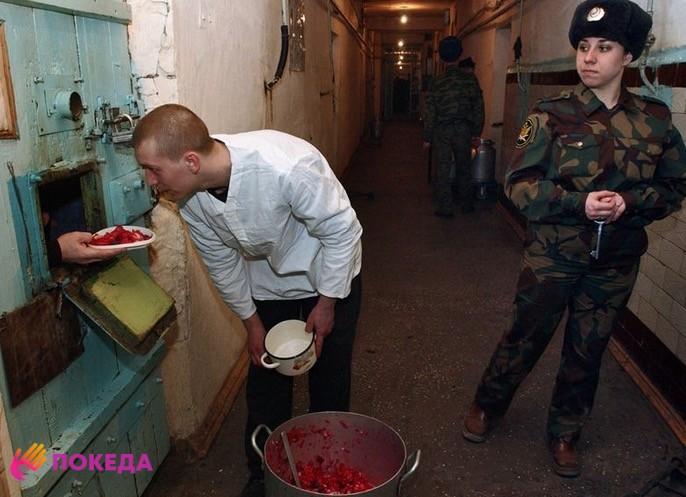 тюрьма россия