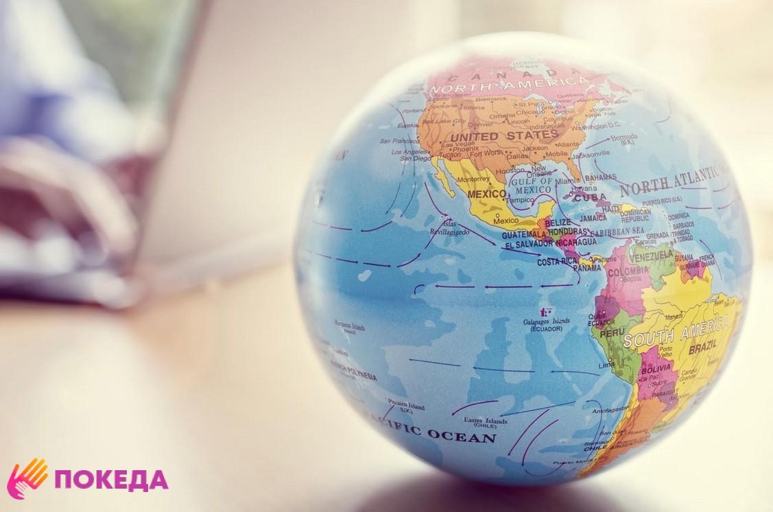 В каких странах говорят на Английском?
