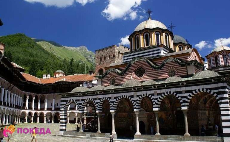 Главный монастырь Болгарии