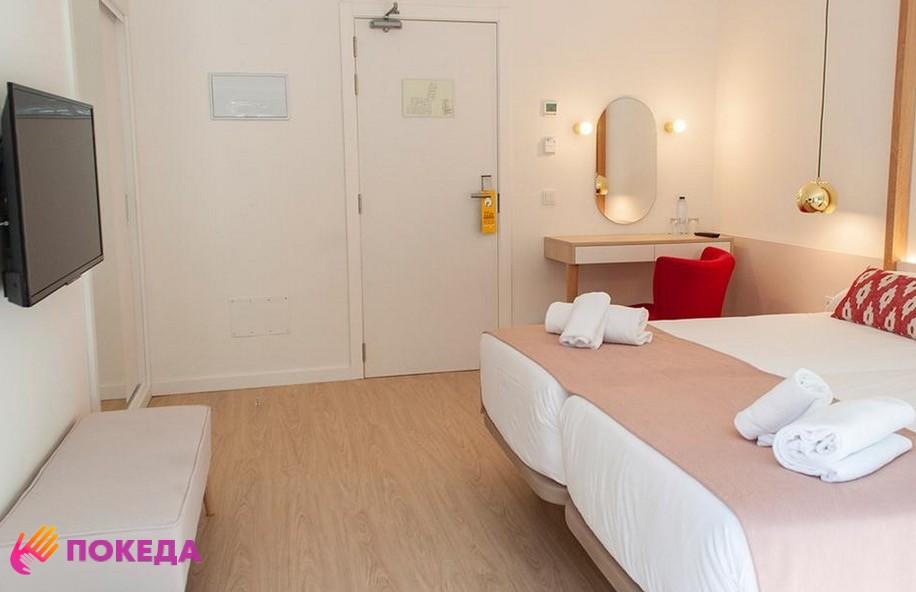 Интерьер Som Dona Hotel