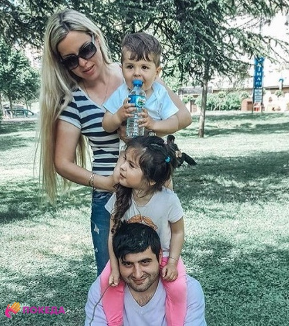 Турок женат на русской