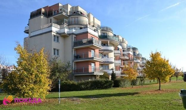 дома многоквартирные Чехия