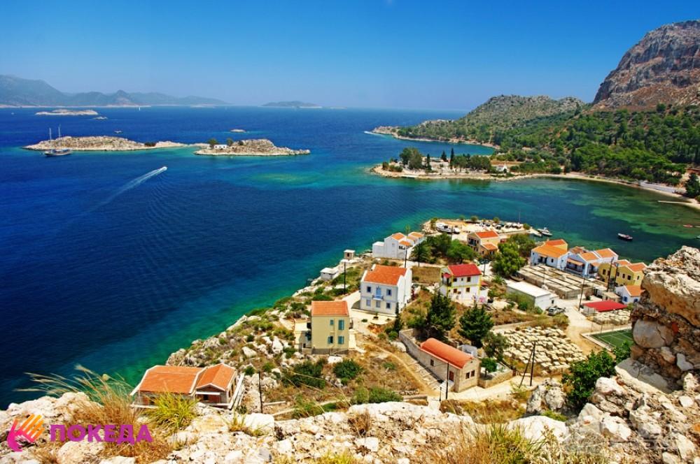 Родос: остров Греции, на который не нужна виза