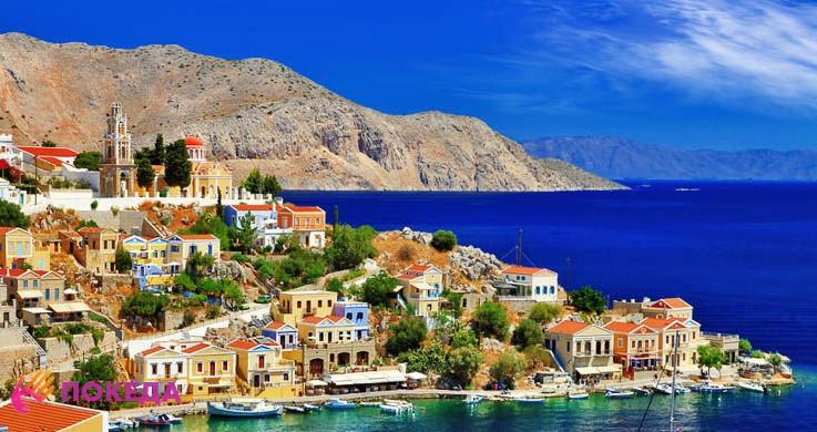 Получение визы на острова Греции