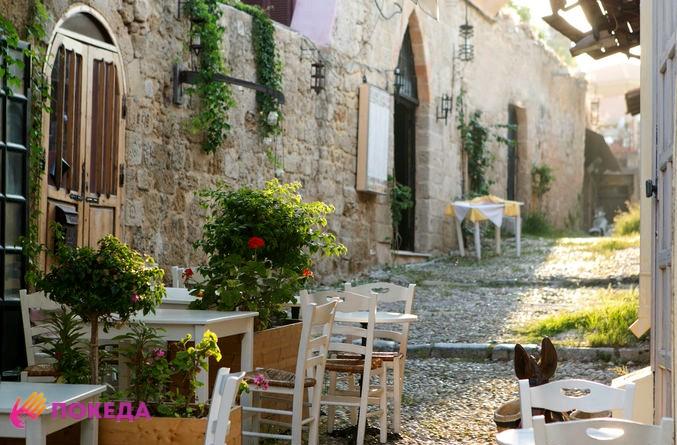 Как оформить однодневную визу в Грецию