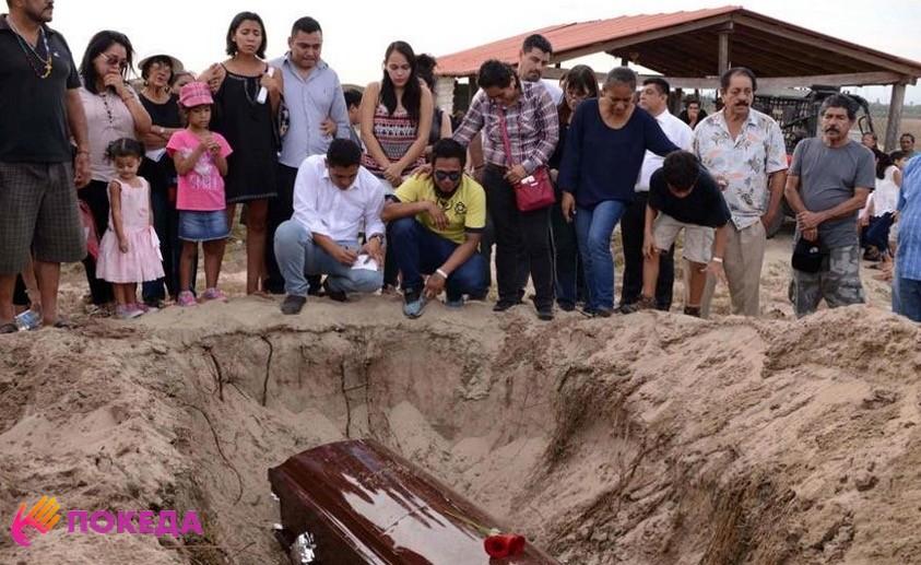 убийства мексика 2019