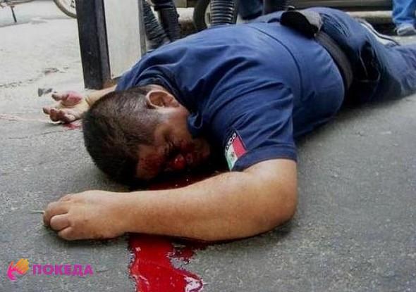 убивают полицейских за наркотики