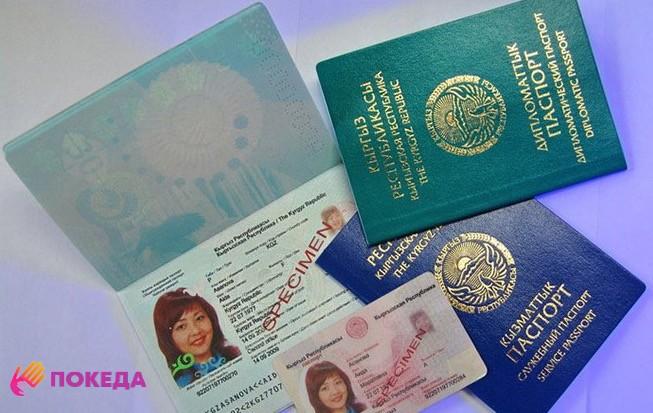 Безвизовые страны для Кыргызстана