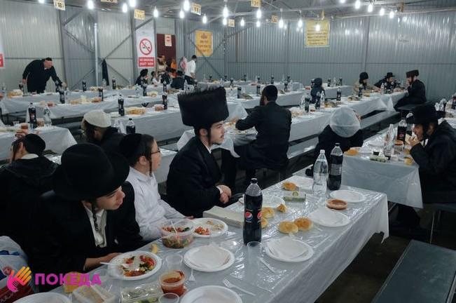 что едят евреи