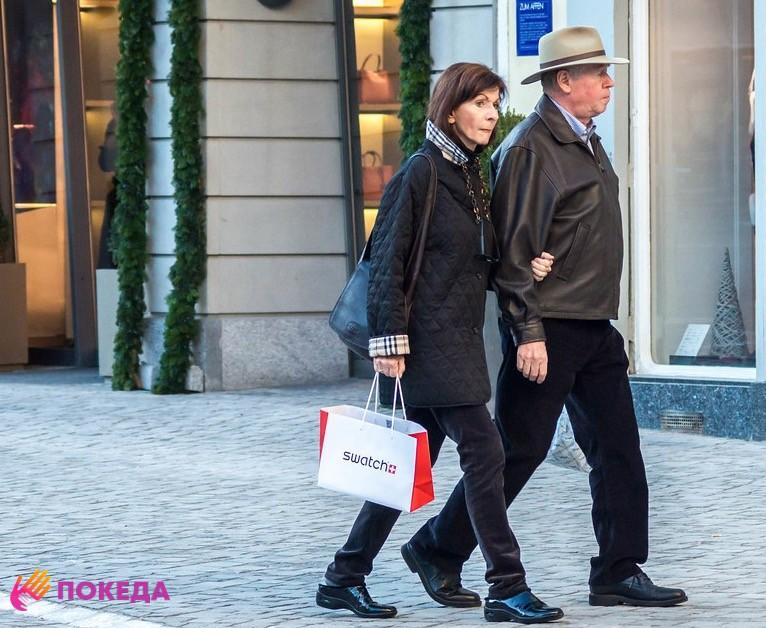 пенсионеры швейцария