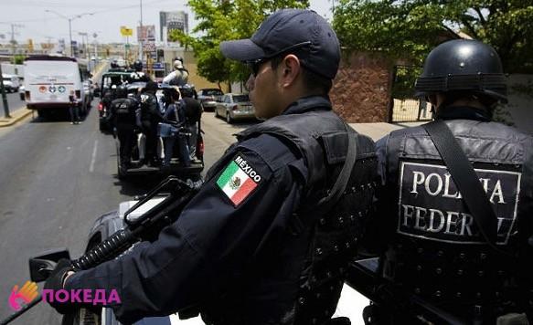 Криминал и преступность в Мексике и Мехико