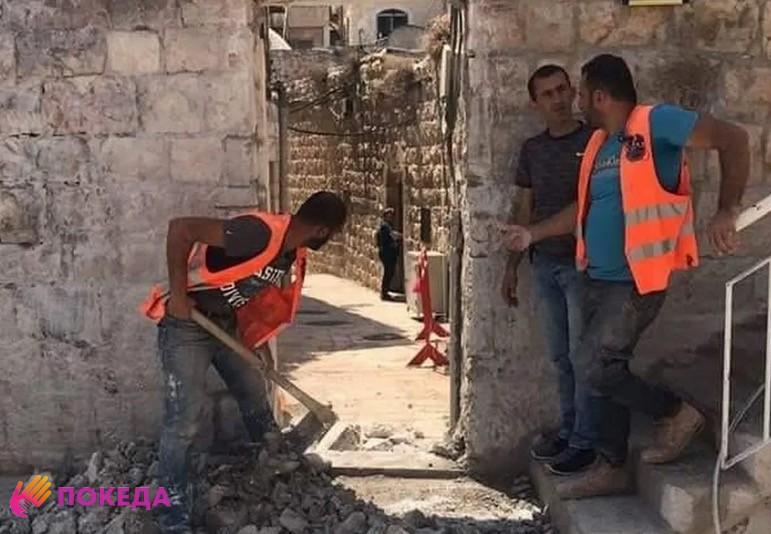 строители израиль