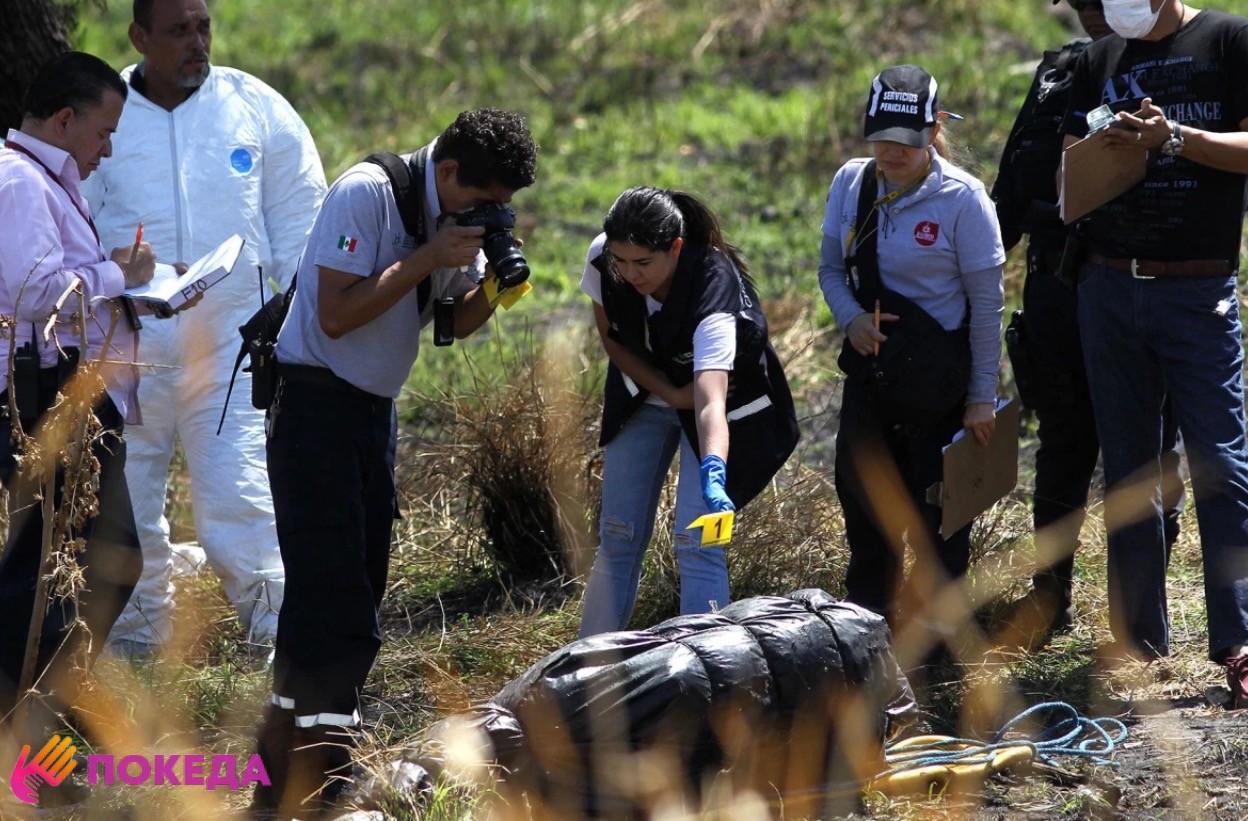 криминал и убийства в Мексике