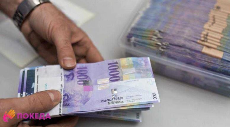 Зарплаты в Швейцарии в 2020 году