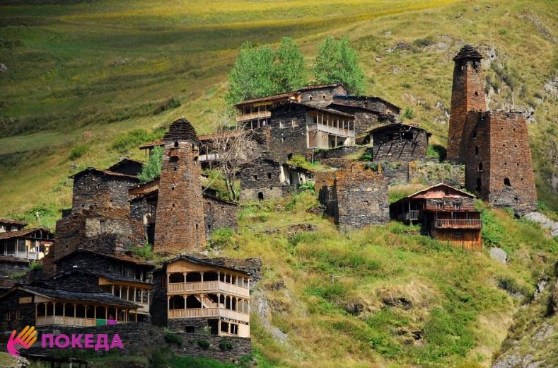 туризм грузия