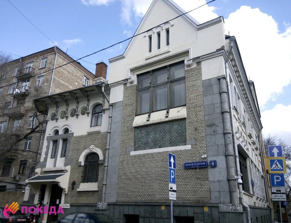 Посольство Швейцарии, секция интересов Грузии