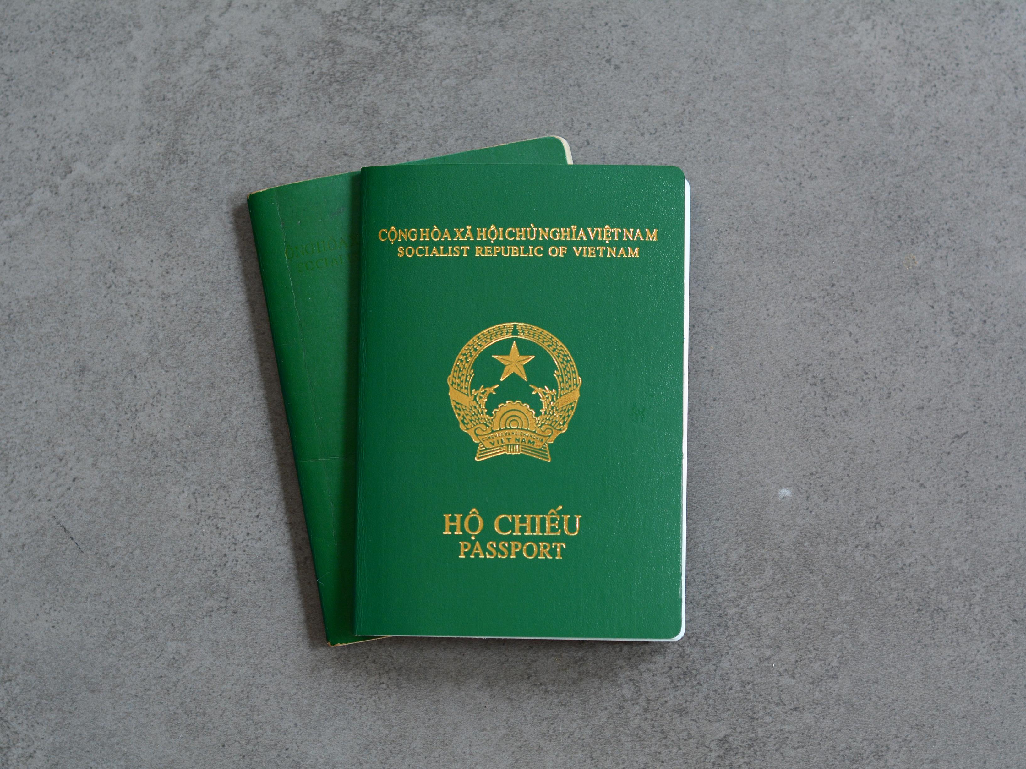 Вьетнамские паспорта, которые могут получить иностранцы