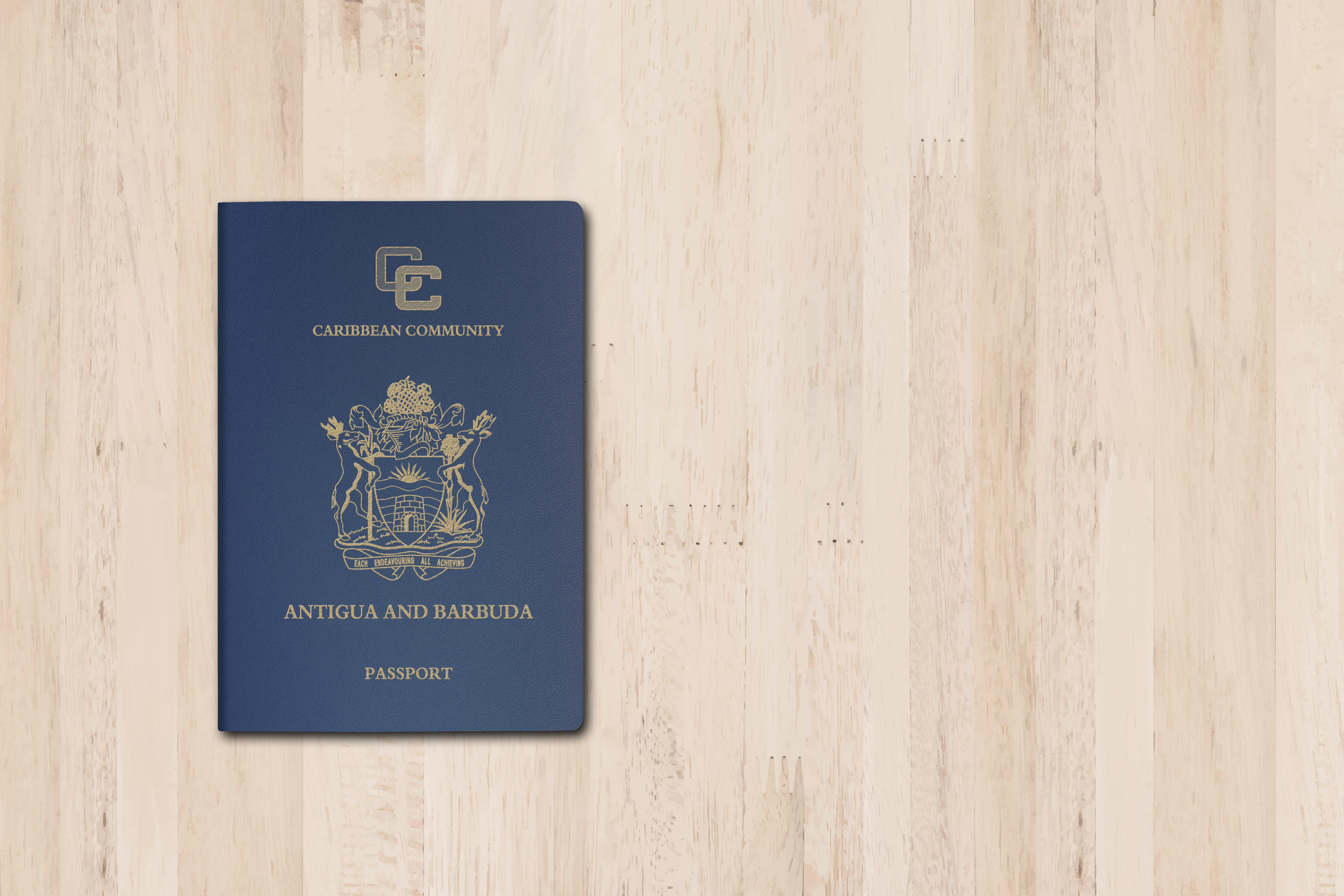 Паспорт Антигуа и Барбуды, гражданство которой могут получить россияне, украинцы и белорусы