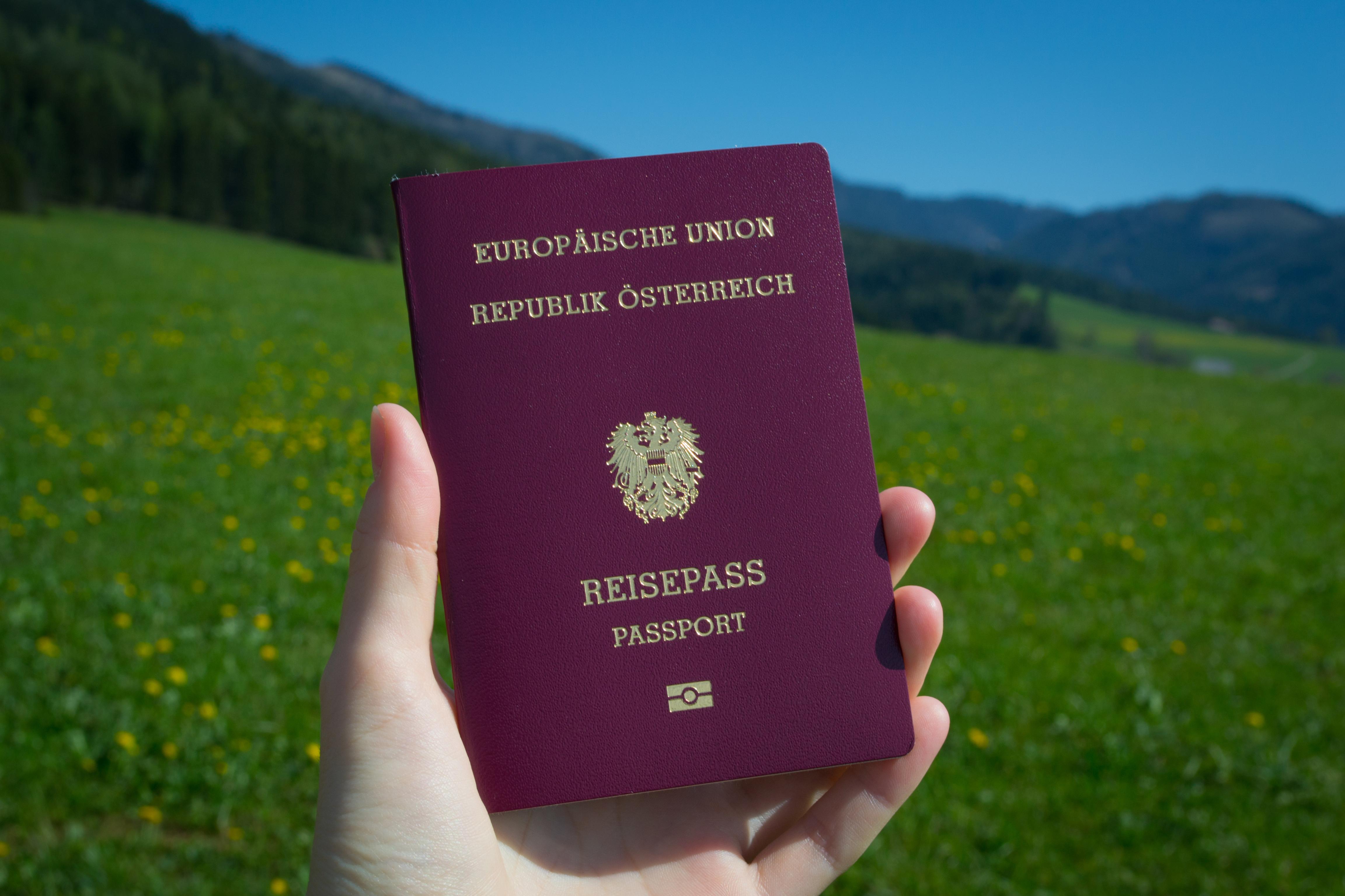 Гражданство Австрии в 2021 году