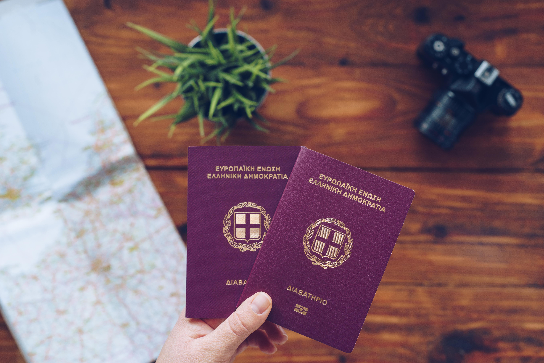 Греческие паспорта, которые могут получить иностранцы