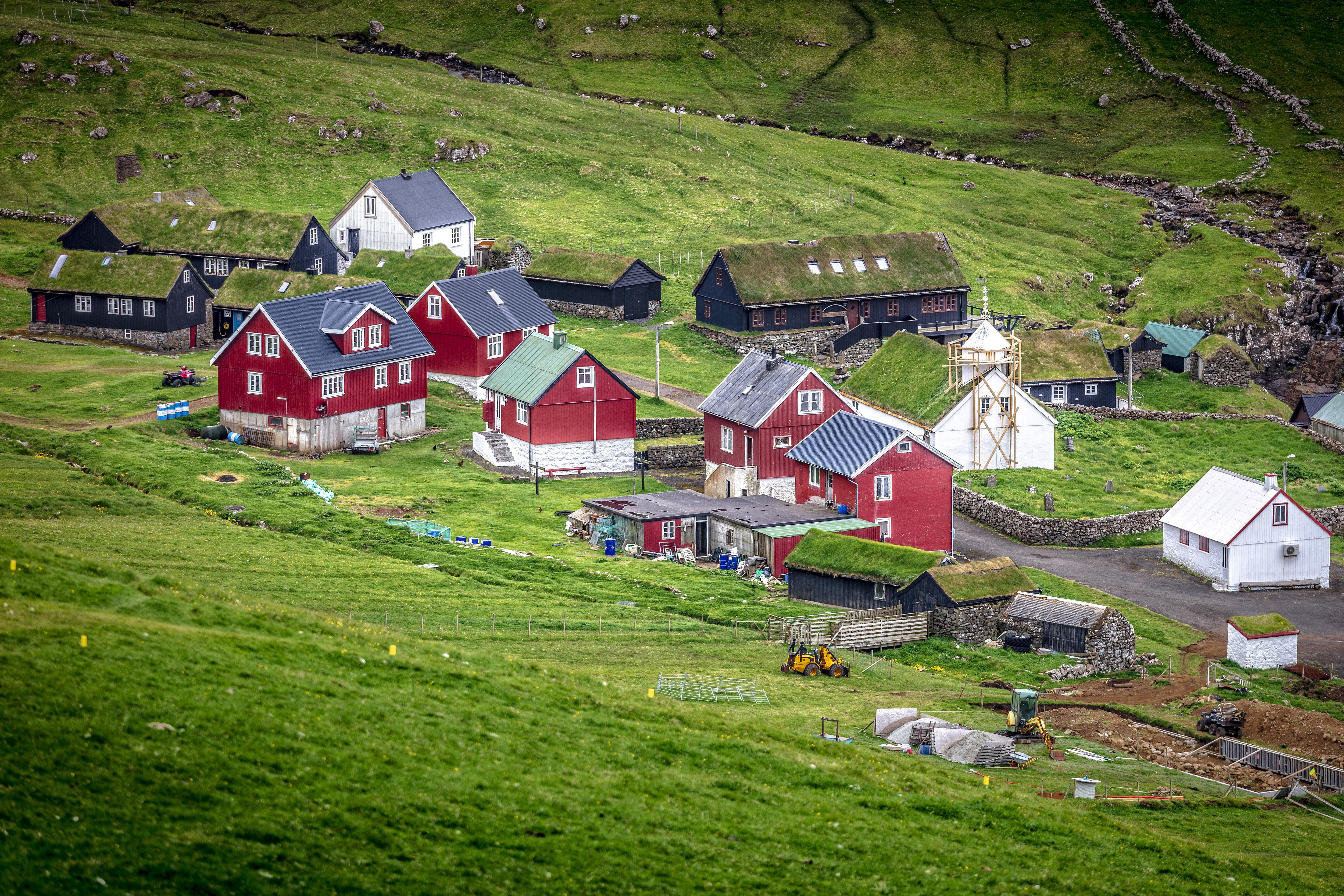 Фарерские острова, где можно получить гражданство гражданам РФ
