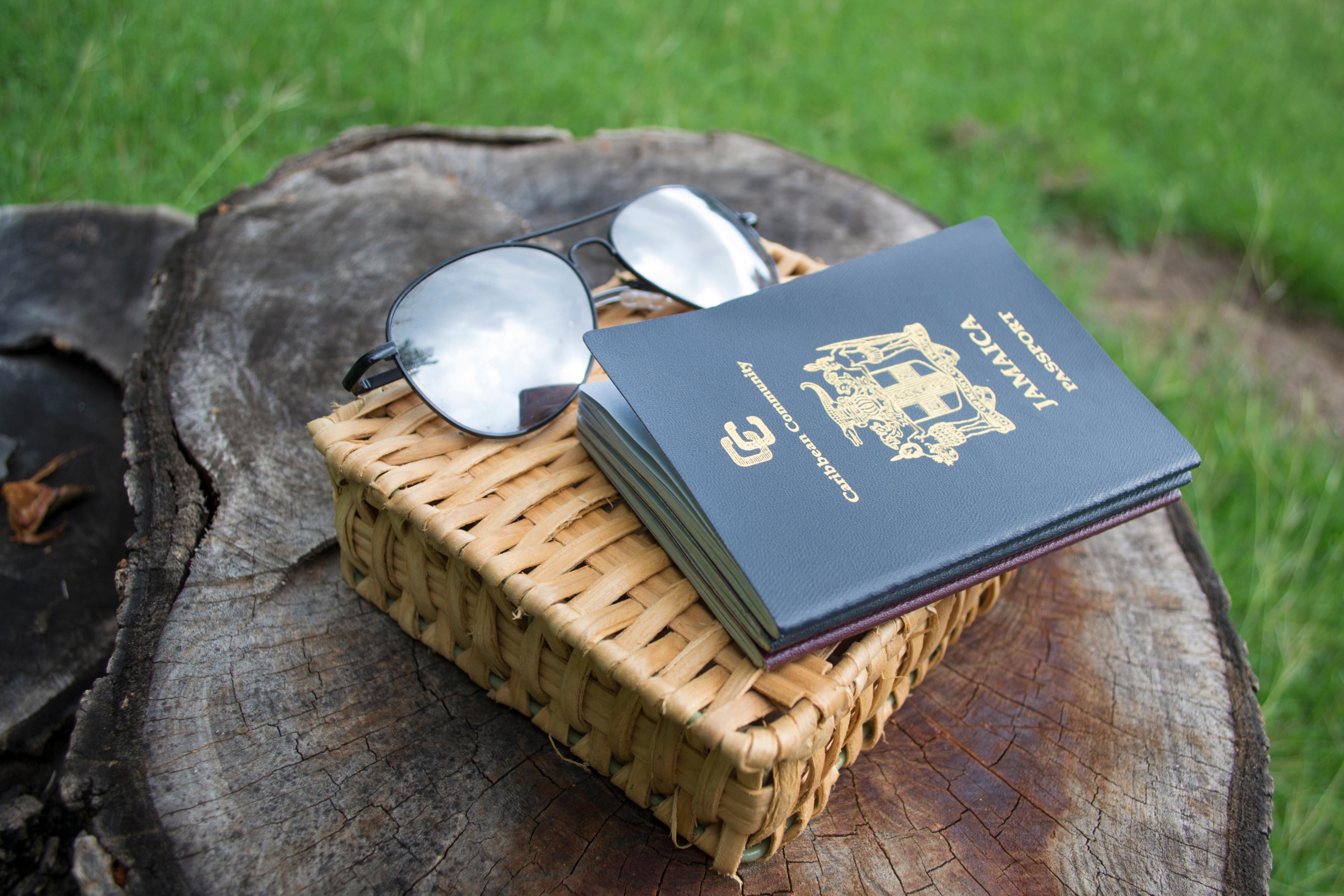 Ямайский паспорт, который могут получить иностранцы