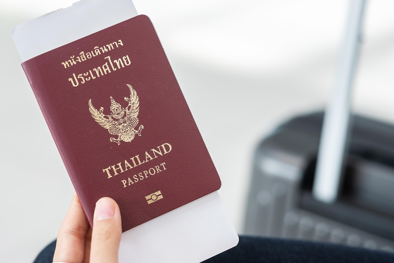 Тайский паспорт, который могут оформить иностранцы