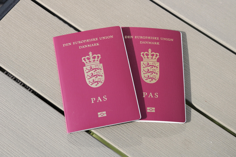 Датские паспорта, которые могут получить россияне, украинцы и белорусы