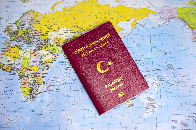 Турецкий паспорт, который могут получить иностранцы