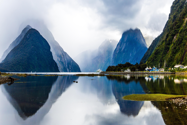 Побережье Новой Зеландии, ПМЖ которой могут получить иностранцы