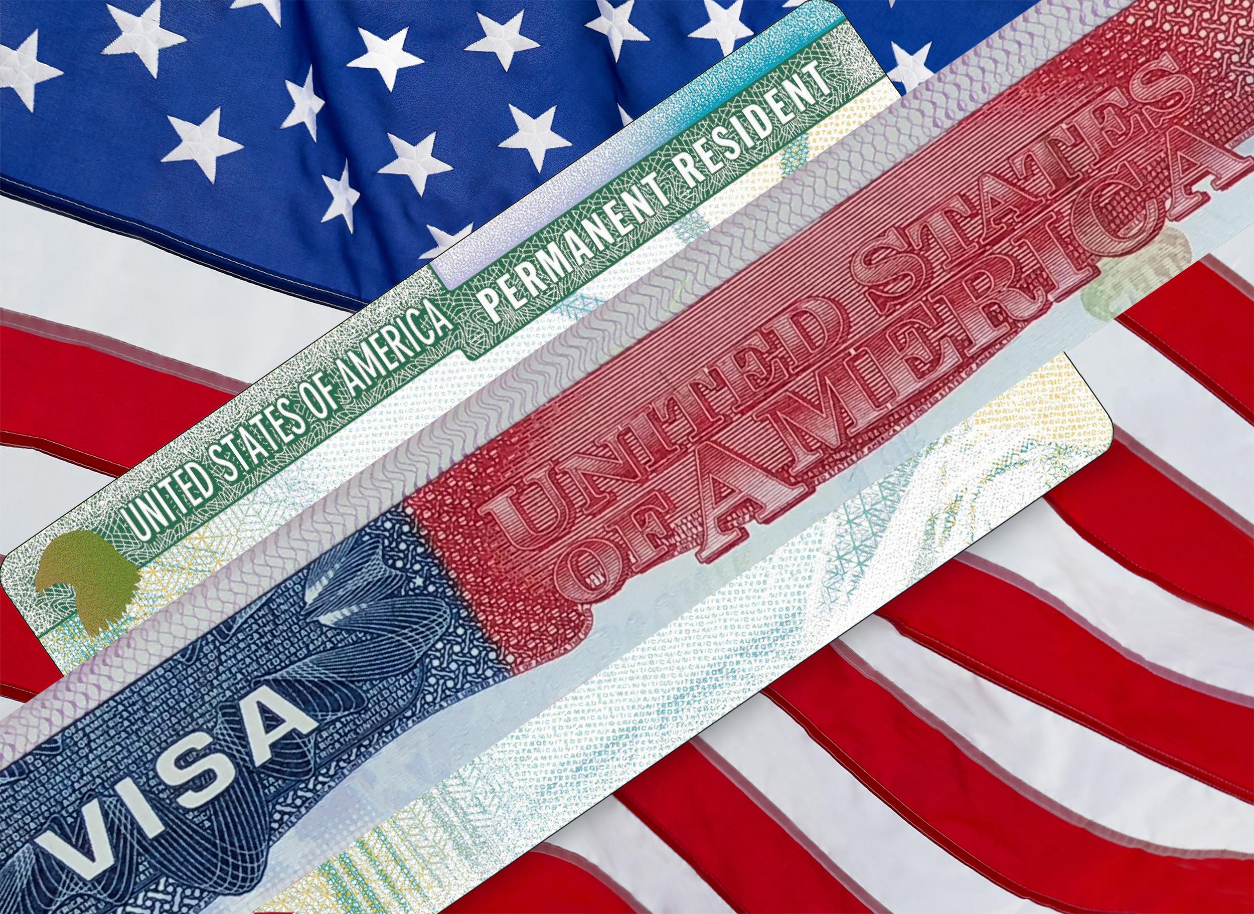 Американская виза, которую могут оформить иностранцы