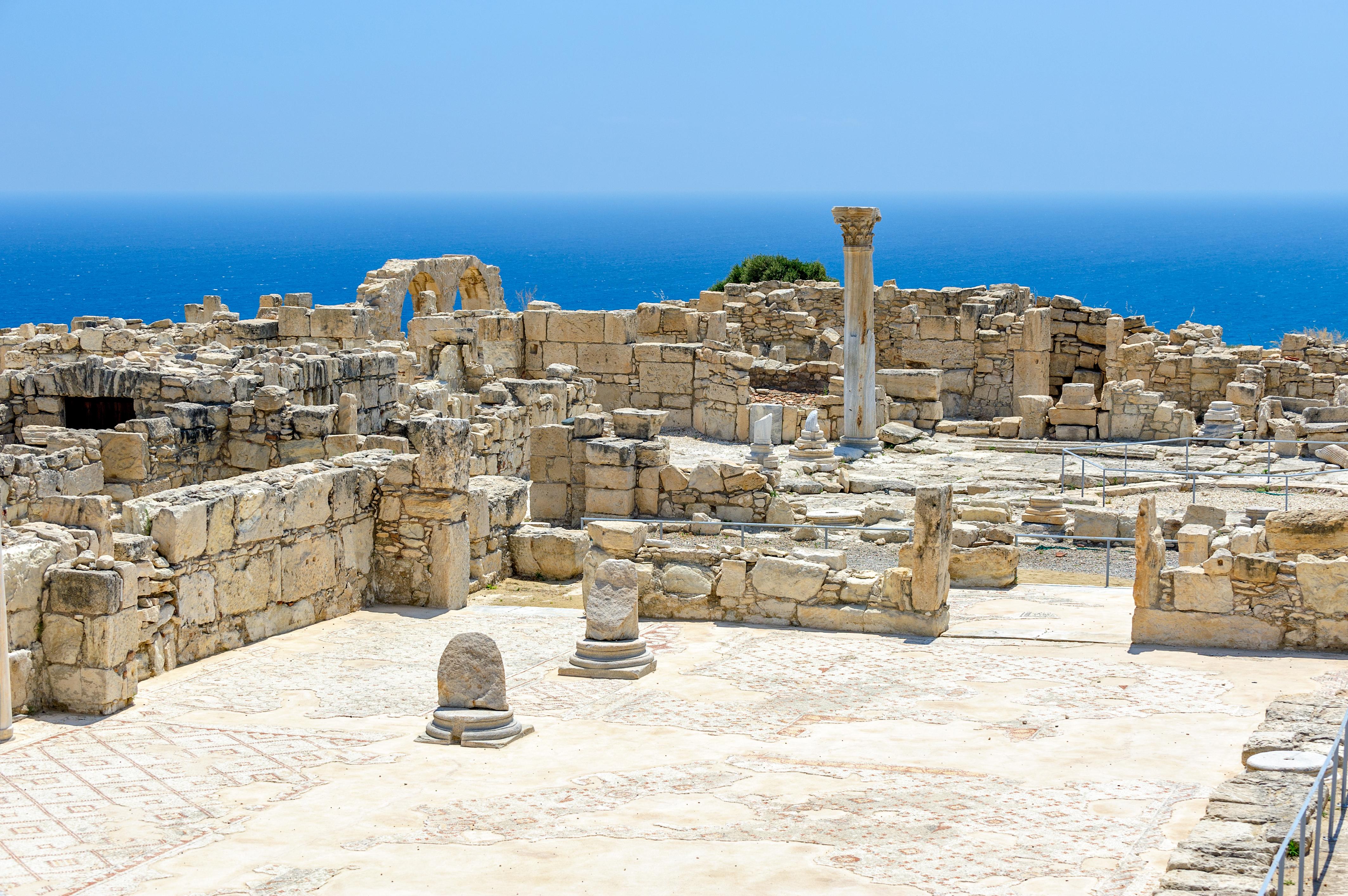 Руины древнего города на Кипре, ПМЖ которого могут получить россияне, украинцы и белорусы