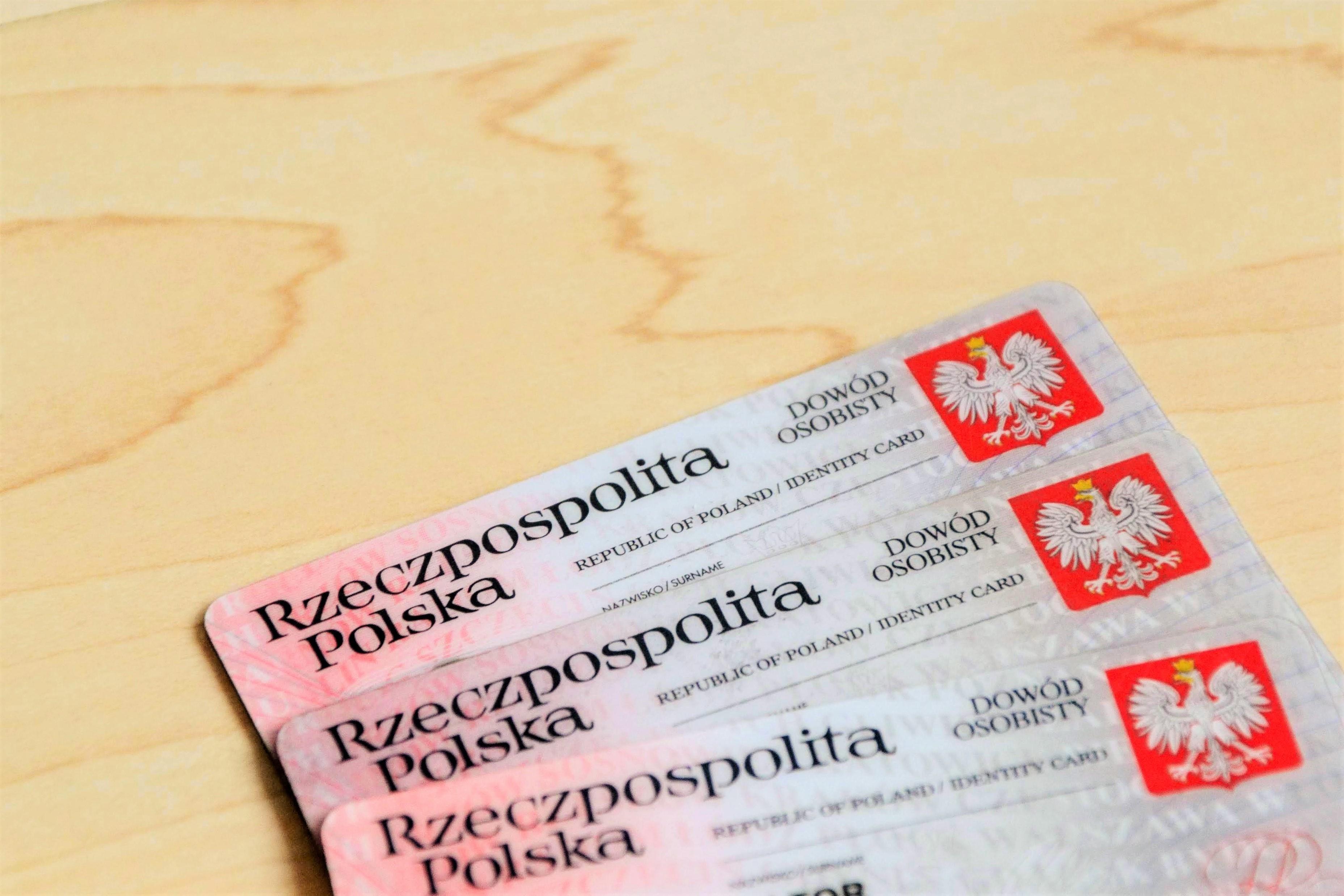 Польская ID-карта, которую могут оформить иностранцы, которые уехали работать в Польшу